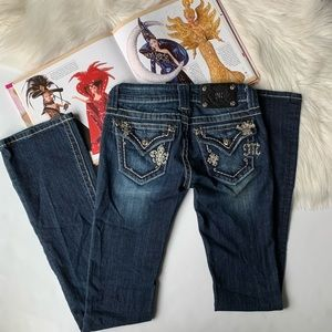 Miss Me ❤️ Bootcut Jeans ❤️ Size 24